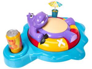 Tomy Toys Fizzy Dizzy Hippo -0
