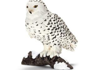 Schleich Snowy Owl-0