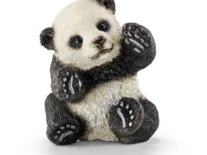 Schleich Panda Cub Playing-0