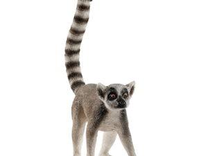 Schleich Ring Tailed Lemur-0