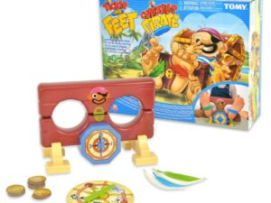 Tomy Toys Tickle Me Feet-5749
