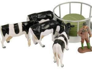 Britains Cattle Feeder Set