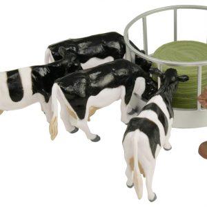Tomy Toys Cattle Feeder Set-0