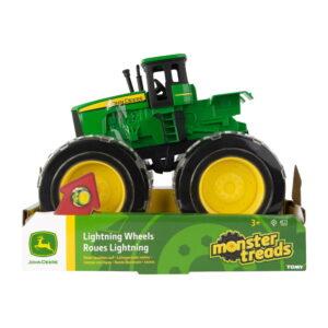 Tomy Toys Monster Treads Lightning Wheels-0