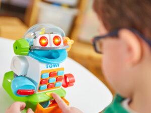Tomy Toys Mr Shopbot-5583