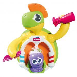 Tomy Toys Turtle Bath Salon-0