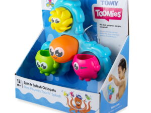 Tomy Toys Spin & Splash Octopals-0