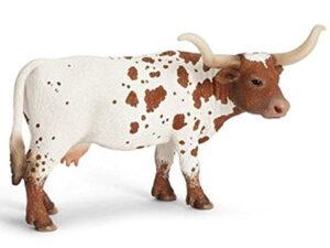 Schleich Texas Longhorn Cow-0
