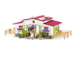 Schleich Riding Centre With Rider-0