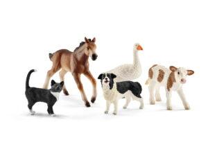 Schleich Farm World Animals-0