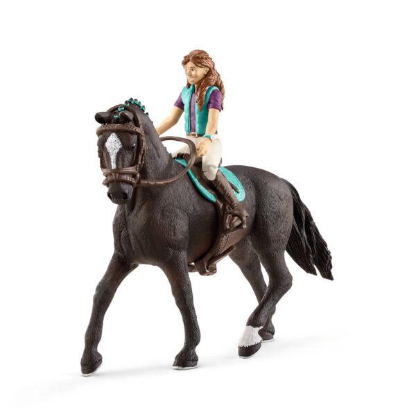 Schleich Horse Club Lisa & Storm-0
