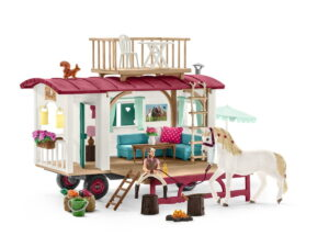 Schleich Caravan For Secret Club Meetings-0
