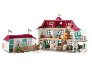 Schleich Large Horse Stable With House-0