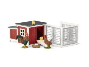 Schleich Chicken Coop -0