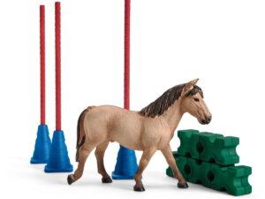 Schleich Pony Slalom-0
