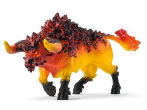 Schleich Fire Bull-0