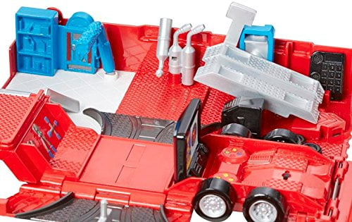 Cars Mack Truck Playset-6243