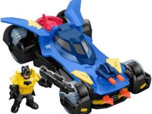 Deluxe Batmobile