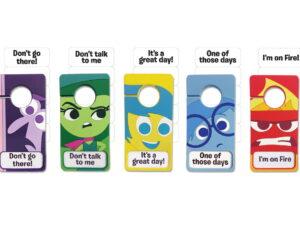 Tomy Toys Inside Out Emotion Door Hanger-0