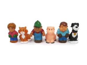 Tomy Toys Farm Characters-0