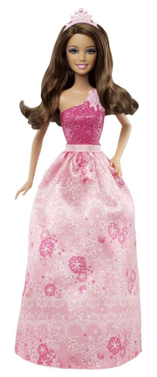 Barbie Fairytale Princess-0