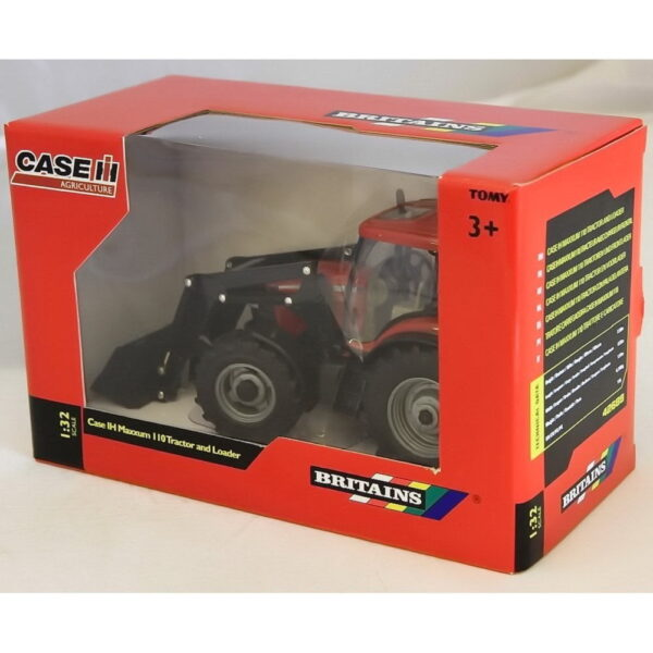 Tomy Toys Case Telehandler-5391