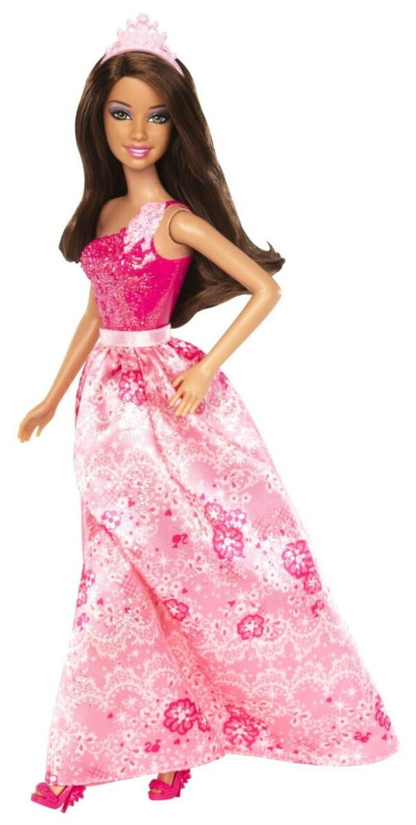 Barbie Fairytale Princess-6377