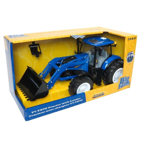 Tomy Toys New Holland T7.270 Tractor-5439