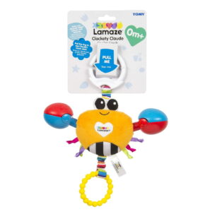 Tomy Toys Clackety Claude-5711