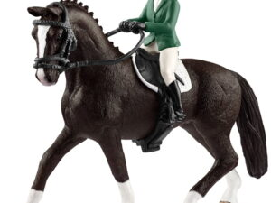 Schleich Showjumper With Horse-0