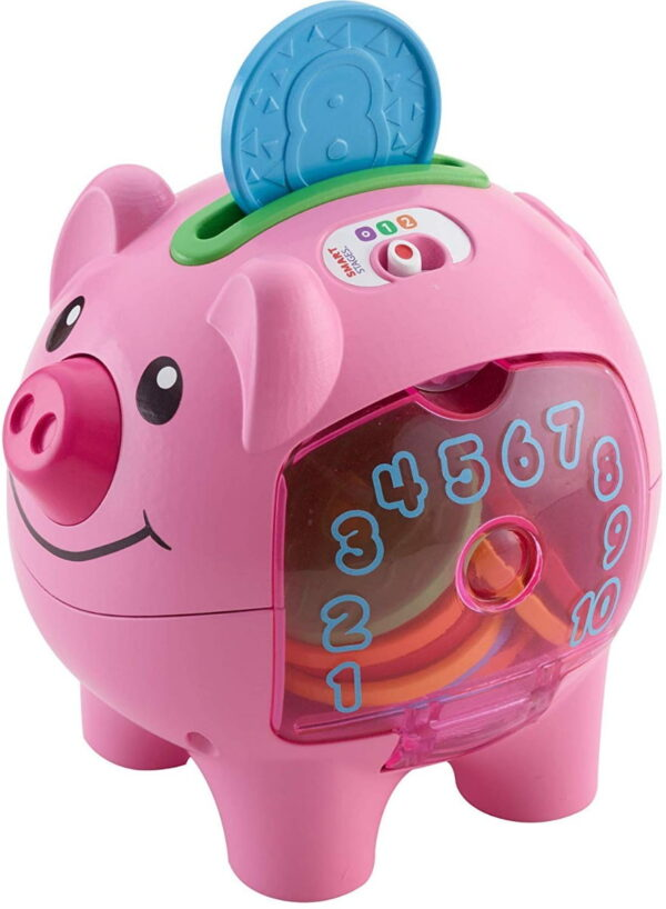 Smart Stages Piggy Bank-0