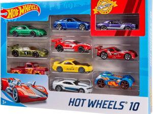 Hot Wheels 10 Car Pack -0