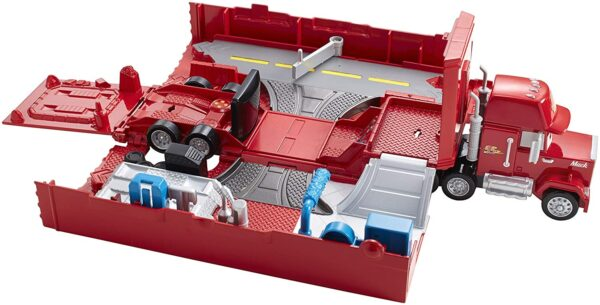 Cars Mack Truck Playset-6240