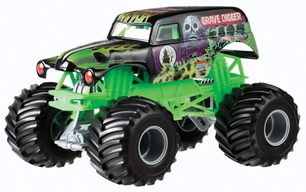 Hot Wheels Monster Jam