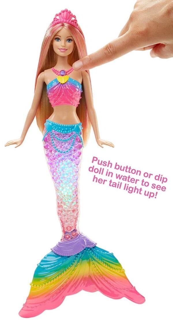 Barbie Rainbow Light Mermaid-6369
