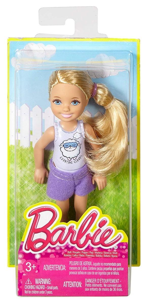Barbie Chelsea & Friends-6361
