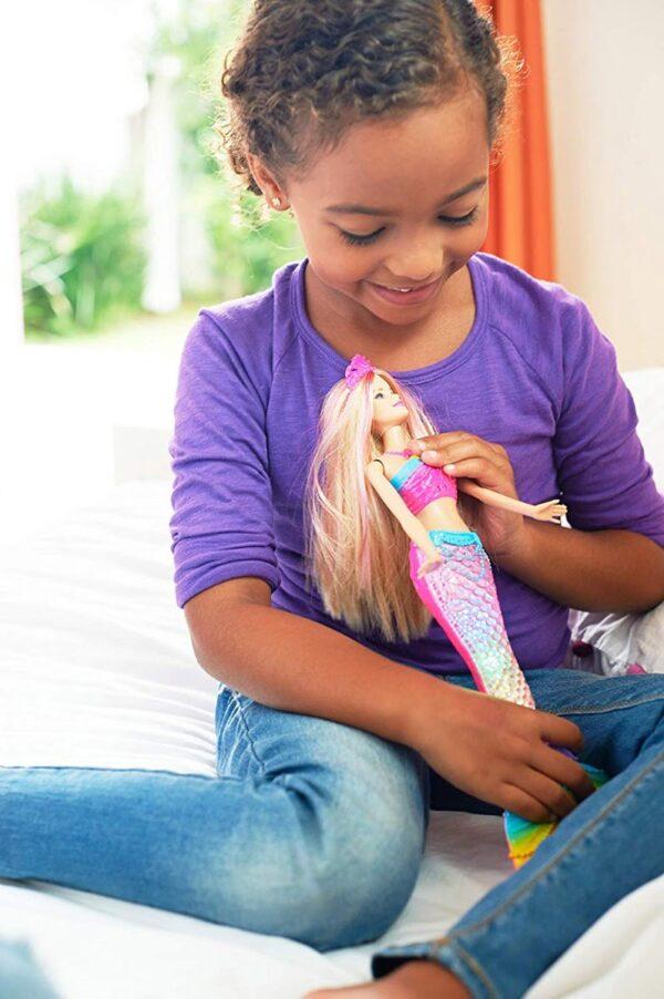 Barbie Rainbow Light Mermaid-6370
