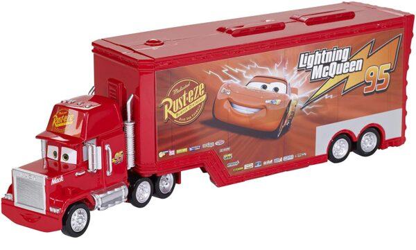 Cars Mack Truck Playset-0