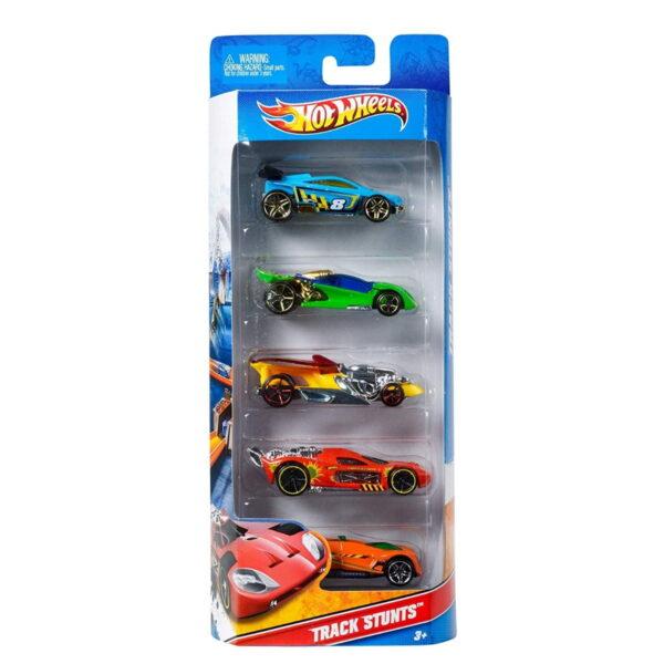 Hot Wheels 5 Car Gift Pack-6157