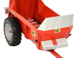 Tomy Toys NC Rear Discharge Manure Spreader-0