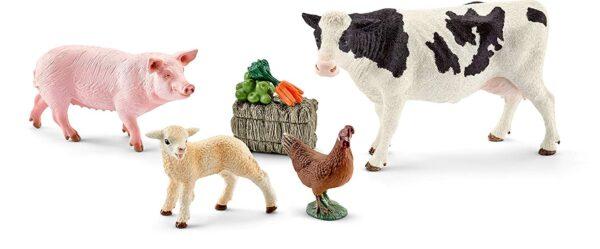 Schleich My First Farm Animals-0