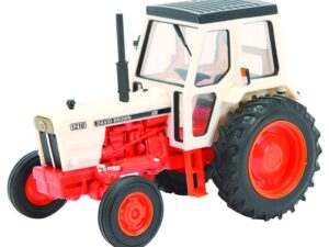 Tomy Toys David Brown Tractor-0