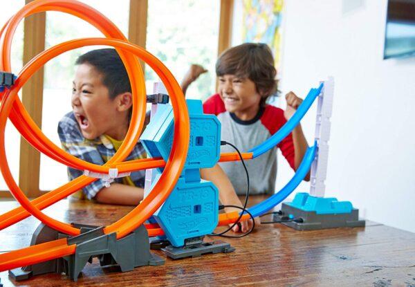 Hot Wheels Track Builder Power Booster Kit-6340