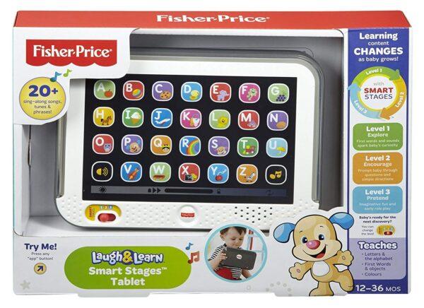 Smart Stages Tablet-0