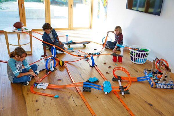 Hot Wheels Track Builder Power Booster Kit-6339