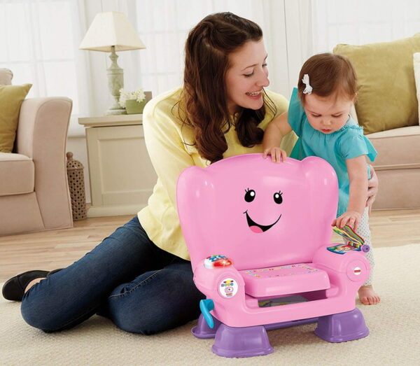 Smart Stages Chair Pink-6251