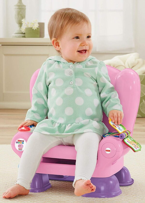 Smart Stages Chair Pink-6254