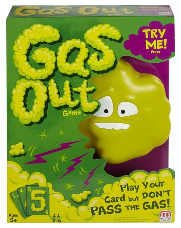 Gas Out Game-0