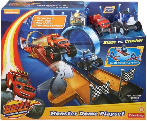 Blaze Monster Dome-6265