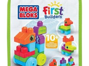 Mega Bloks Build N Learn Bag